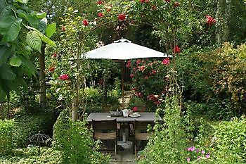 Zomertuinenmarathon Noordwest Duitsland - Het Tuinpad Op / In Nachbars Garten