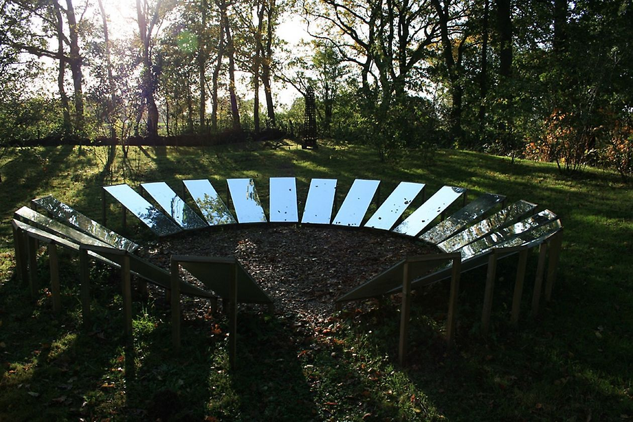 Tijd Voor Tuin : Tijd ontspannen in de tuin u stockfoto gyuszko