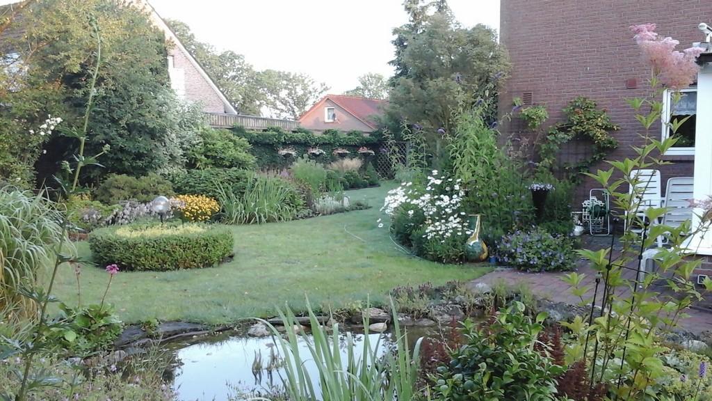 Tuin aan het water den bogert hoveniers
